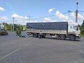 Một học sinh lớp 11 tử vong sau khi va chạm kinh hoàng với xe tải
