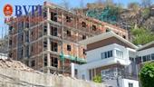 Lên phương án tháo dỡ công trình vượt tầng tại Khu biệt thự Ocean View Nha Trang