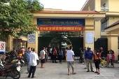 Hàng chục học sinh tiểu học ở Quảng Ninh nghi ngộ độc sau bữa ăn trưa