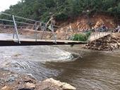 Vụ cầu sập khiến hơn 300 hộ dân bán đảo cô lập Sẽ xây cầu ngay trong năm 2019