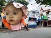 Nguyên nhân bất ngờ vụ bé 14 tháng tuổi bị bầm tím mặt