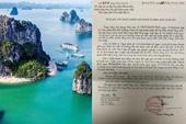 UBND tỉnh Quảng Ninh tuýt còi đề nghị tăng phí tham quan vịnh Hạ Long