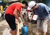 Nhà máy nước sông Đà xin lỗi và miễn phí 1 tháng tiền nước cho người dân
