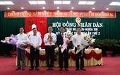 Ông Lê Quang Tiến được bầu làm Phó Chủ tịch UBND tỉnh Thái Nguyên
