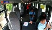 Lái xe buýt bị vợ chồng chủ xe khách hung hãn hành hung trên QL 1A