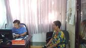 VKSND huyện Trần Văn Thời đẩy mạnh công tác tiếp công dân