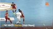 Highlights AFF futsal 2019 Việt Nam 7-3 Myanmar
