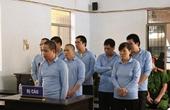 8 bị cáo hỗn chiến kinh hoàng do tranh chấp đất đai lãnh án