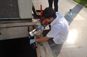 Trung tâm Kiểm soát bệnh tật TP Hà Nội xét nghiệm nước hàng ngày, đảm bảo an toàn sức khỏe cho người dân