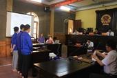 Sơn La tổ chức phiên tòa thực hiện số hóa hồ sơ vụ án