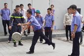Những kỹ năng kiểm sát việc khám nghiệm hiện trường cháy, nổ