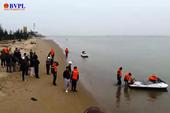 Một Trưởng công an xã bị đuối nước khi đi tắm biển ở Đà Nẵng