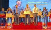 Kiểm sát viên, Bí thư chi đoàn VKS cố đô Huế được Trung ương Đoàn vinh danh