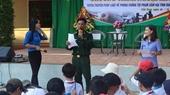 VKSND huyện Vĩnh Linh Tuyên tuyền phòng chống tội phạm xâm hại tình dục trẻ em