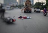 2 người phụ nữ tử vong do tai nạn ở ngã tư Phạm Hùng - Đại lộ Thăng Long