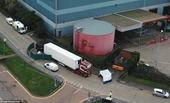 Việt Nam và Anh thống nhất nội dung phối hợp làm rõ vụ việc 39 người chết trong xe container
