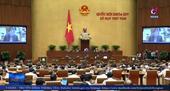 Bộ trưởng Bộ KH CN giải trình trước Quốc hội
