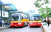 Sở GTVT Hà Nội đẩy nhanh cấp thẻ cho người đi xe buýt miễn phí