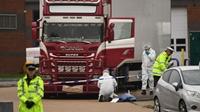 Dữ liệu định vị tiết lộ 39 người chết vài ngày trước khi được phát hiện