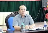 Giám đốc Sở Y tế Hoà Bình bị kiểm điểm vì để cấp dưới vi phạm pháp luật