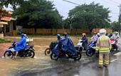 Đà Nẵng, Quảng Nam mưa to đến rất to, nguy cơ lũ quét, sạt lở đất