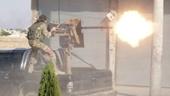 Cận cảnh màn giao tranh ác liệt giữa phiến quân thánh chiến với quân đội Syria ở Kabani
