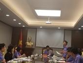 BCH Công đoàn VKSND tối cao nhiệm kỳ 2019-2024 họp phiên đầu tiên