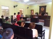 Tổ chức phiên tòa xét xử vụ án hình sự rút kinh nghiệm tại huyện Châu Thành