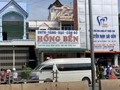 Khám nghiệm hiện trường vụ mất trộm 200 cây vàng tại Bình Thuận