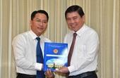 Điều động, bổ nhiệm nhân sự TPHCM, Quảng Ngãi