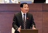 Bộ trưởng Bộ NN PTNT Khâu chế biến và tổ chức thương mại đang để lộ nhiều bất cập