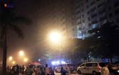 Thông tin mới vụ cháy chung cư lúc nửa đêm tại thành phố Vinh