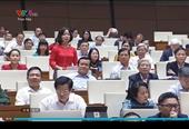 Quốc hội chất vấn Bộ trưởng NN PTNT Nguyễn Xuân Cường