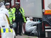 Bộ Công an 39 người chết trong container ở Anh đều là công dân Việt Nam