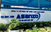 Khải Silk, , Asanzo là điển hình gian lận thương mại