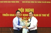 Ông Lê Hải Bình đảm nhận thêm nhiệm vụ mới