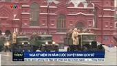 Nga tái hiện cuộc duyệt binh làm thay đổi lịch sử cách đây 78 năm