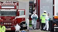 Bộ Công an công bố danh tính 39 người Việt tử nạn ở Anh