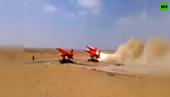 Quân đội Nga-Ai Cập tập trận bắn hạ máy bay không người lái Anh, Mỹ