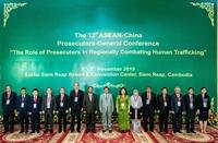Các nước ASEAN và Trung Quốc tăng cường hợp tác trong đấu tranh phòng chống tội phạm buôn bán người