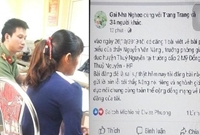 """Xử phạt tài khoản Facebook """"Gai Nha Ngheo"""" đưa thông tin sai về giáo dục"""