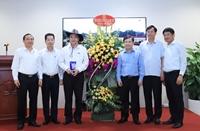 Gặp mặt, chia tay đồng chí Nguyễn Văn Khánh, nguyên Phó Viện trưởng VKSND tối cao