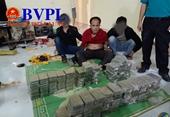 Cận cảnh 220 bánh heroin bị thu giữ trong chuyên án ma túy cực lớn ở Điện Biên