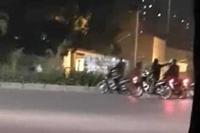 Hai nhóm đối tượng dùng dao, kiếm hỗn chiến trên phố Hà Nội lúc nửa đêm