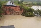 Cảnh báo nguy cơ vỡ đập thủy lợi 700 000m3 nước tại Đắk Lắk