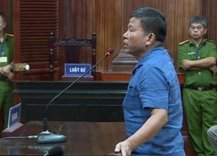 Xét xử 7 đối tượng trong tổ chức khủng bố Việt Tân