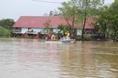 Đắk Lắk Hơn 300 nhà dân chìm trong biển nước do mưa bão số 6