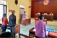 VKSND tham gia phiên họp yêu cầu tuyên bố một người mất tích