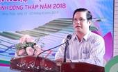 Phê chuẩn quyết định khởi tố Phó giám đốc Sở VH-TT-DL Đồng Tháp