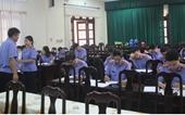 VKSND tỉnh Quảng Trị thi kỹ năng nghiệp vụ Kiểm sát viên